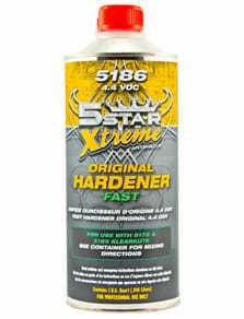 5 Star Original Hardener Fast