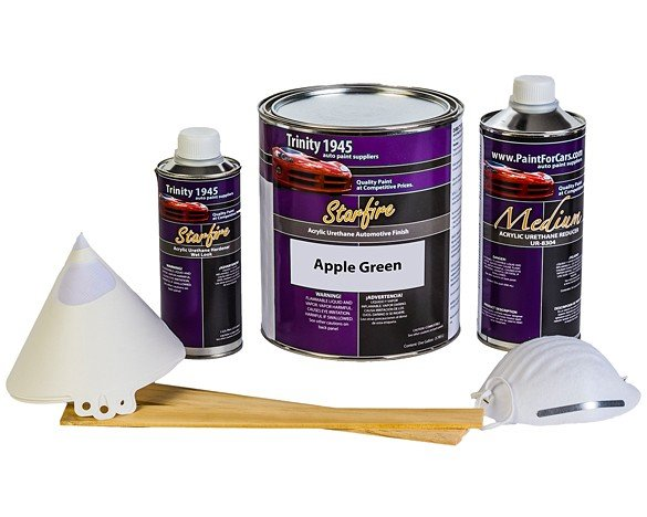Apple-Green-Auto-Paint