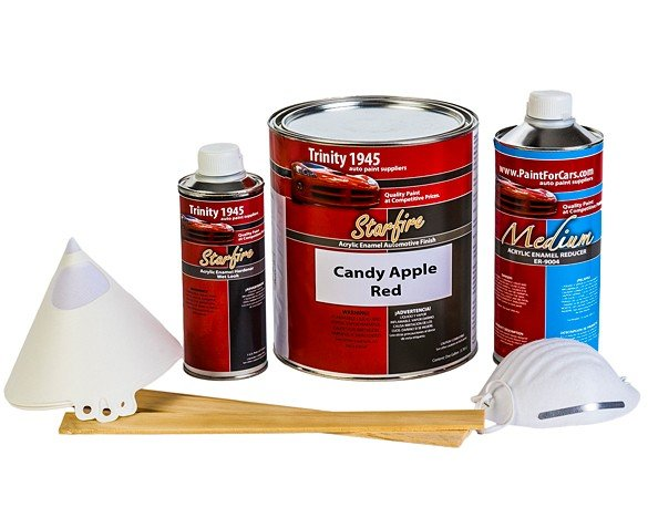 Candy-Apple-Red-Auto-Paint