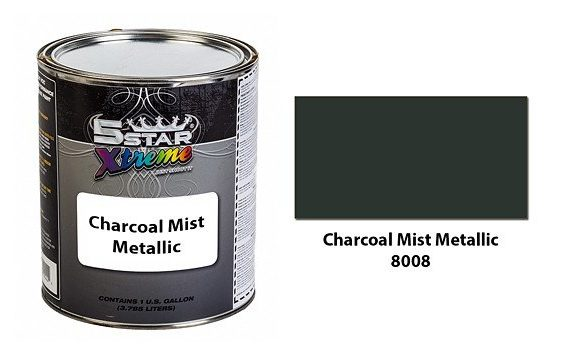 Charcoal-Mist-Metallic-Urethane-Paint-Kit-5-Star-Xtreme