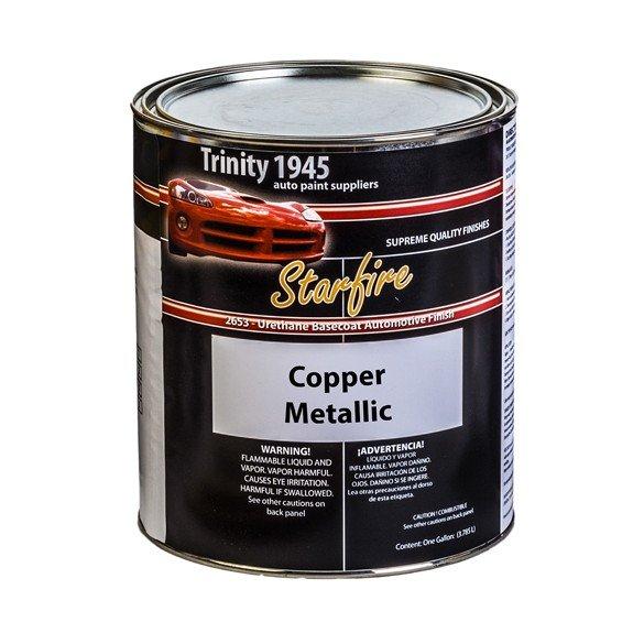 Copper-Metallic-Auto-Paint