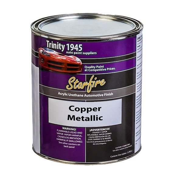 Copper-Metallic-Auto-Paint