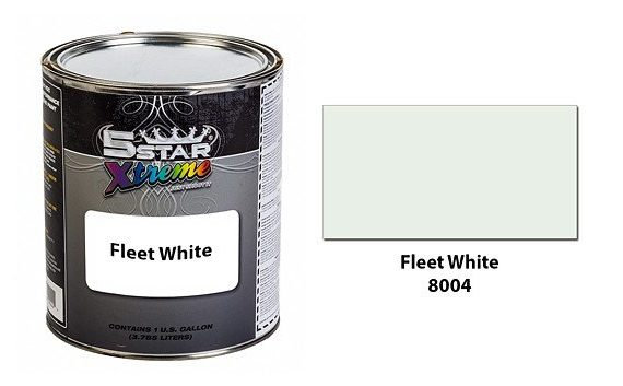 Fleet-White-Urethane-Paint-Kit-5-Star-Xtreme