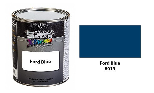 Ford-Blue-Urethane-Paint-Kit-5-Star-Xtreme