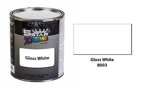 Gloss-White-Urethane-Paint-Kit-5-Star-Xtreme