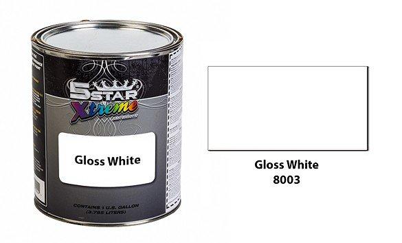Gloss-White-Urethane-Paint-Kit-5-Star-Xtreme