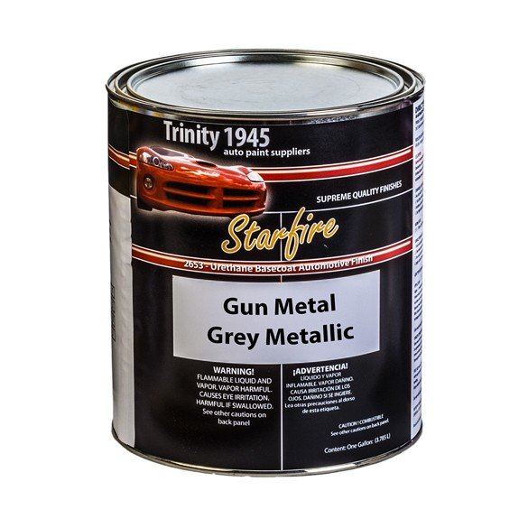 Gunmetal-Gray-Metallic-Auto-Paint