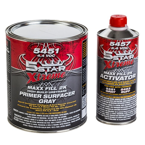 MAXX-FILL-2K-High-Build-Urethane-Gray-Primer-Surfacer-with-Activator