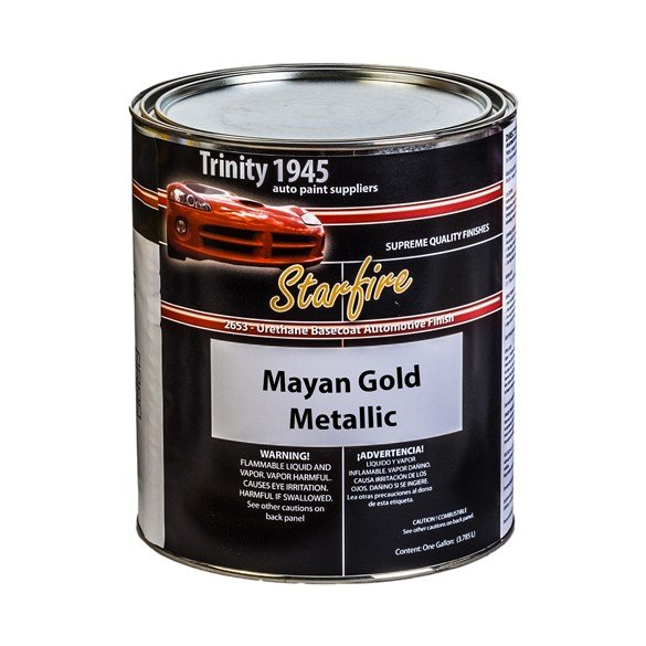 Mayan-Gold-Metallic-Auto-Paint