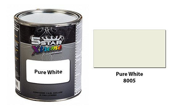 Pure-White-Urethane-Paint-Kit-5-Star-Xtreme