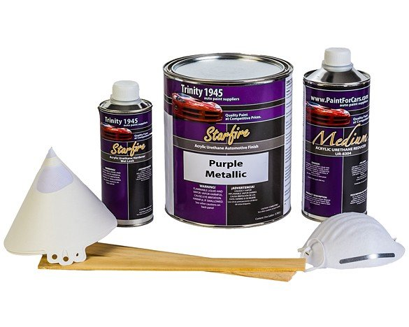 Purple-Metallic-Auto-Paint