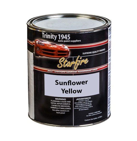 Sunflower-Yellow-Auto-Paint