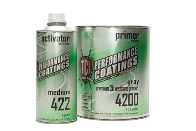 TCI Premium 2K Urethane Primer Surfacer with Activator