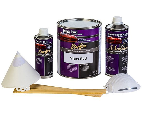 Viper-Red-Auto-Paint