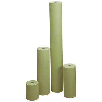 Green Masking Paper Roll