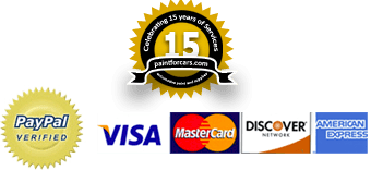 Paypal, Visa, MasterCard, Discover, American Express