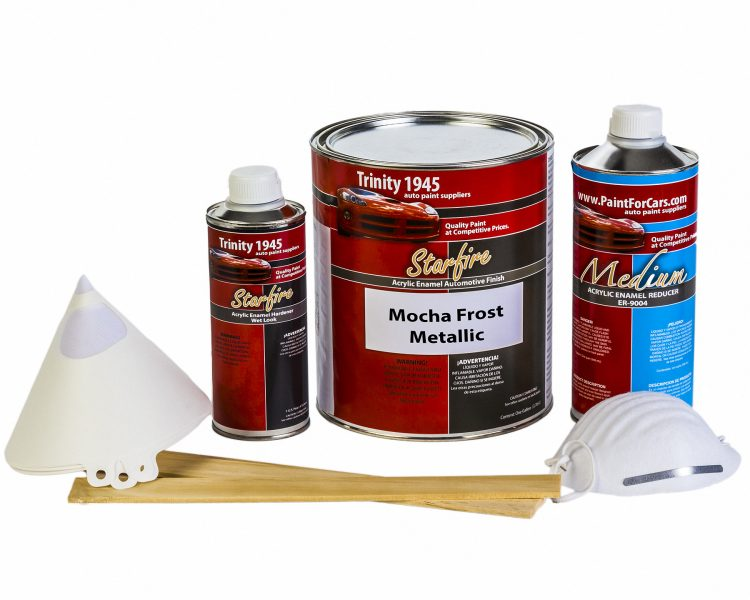 Starfire Mocha Frost Metallic Auto Paint Kit